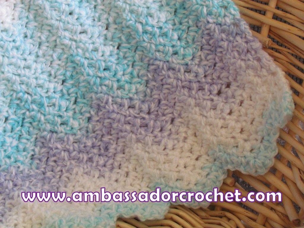 ripple preemie 1 lol | Baby Blankets | Pinterest | Preemies, Crochet ...