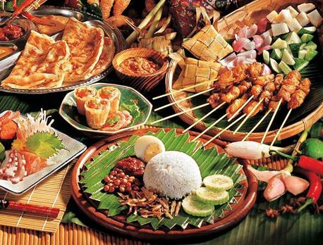 8 Makanan Khas Indonesia Dalam Bahasa Inggris Lengkap Beserta Gambar Http Www Kuliahbahasainggris Com 8 M Masakan Malaysia Resep Masakan Malaysia Makanan
