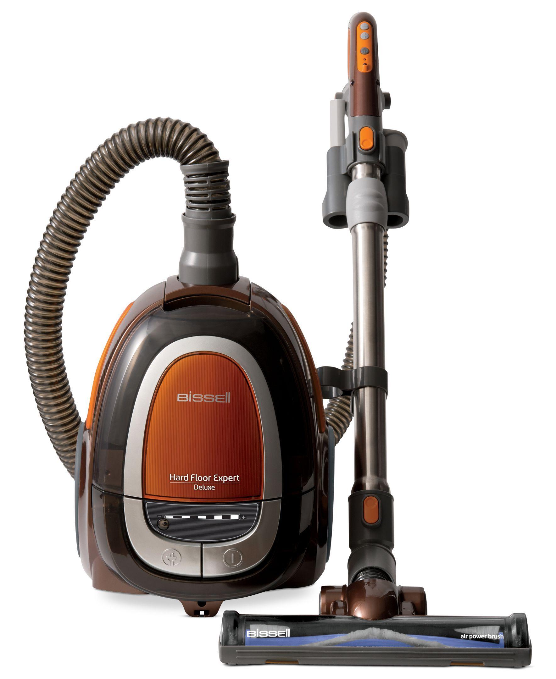 Bissell 1161 Hard Floor Expert Deluxe Vacuum Vacuum for