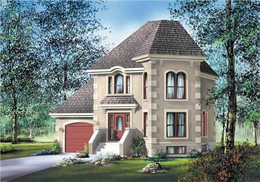 Small French European House Plans Home Design Pi 20089 12804 Victorian House Plans French House Plans Reasonable House Plans