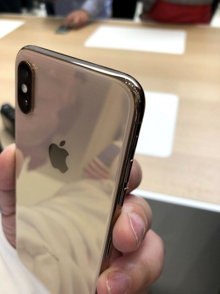 Apple Iphone Xs Max 256gb Gold Unlocked A1921 Any Cdma Gsm