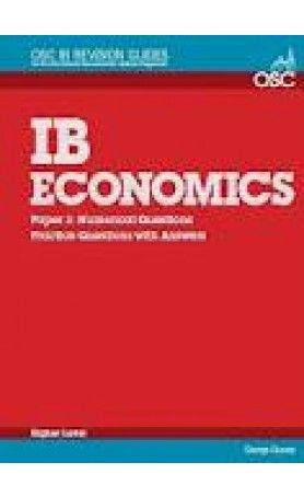 IB Economics Paper 3: Numerical Questions & Model Answers HL