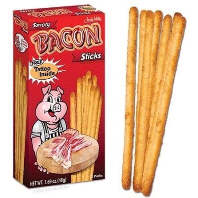 Bacon Cracker Sticks