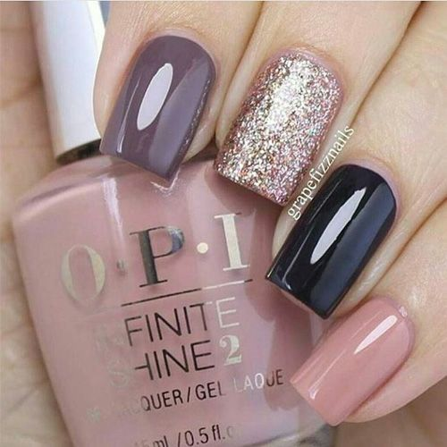 Best Nail Designs for 2018 - 65 Trending Nail Designs - Best Nail Art - Best Nail Designs For 2018 - 65 Trending Nail Designs - Best Nail