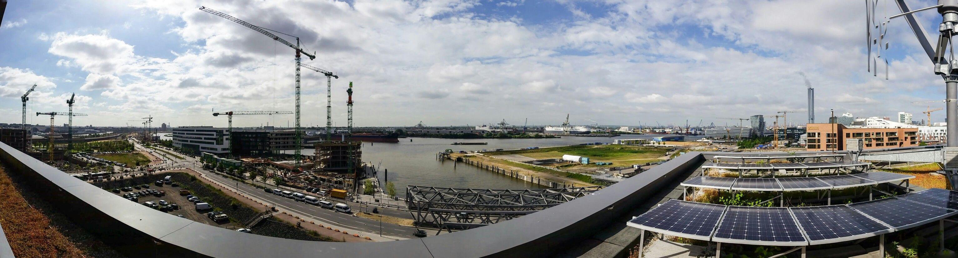 360 Grad at Work #HafenCity #WeLoveHamburg