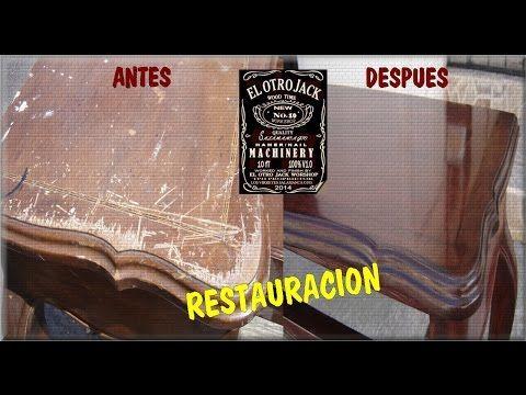 PINTANDO Mueble Color Negro En Aglomerado Facil Paso A Paso - Luis ...