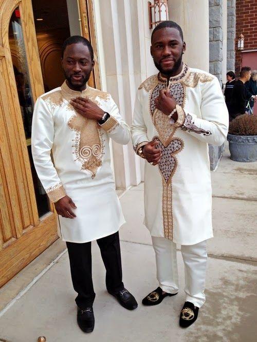Traditional Nigerian Men Designs Picture