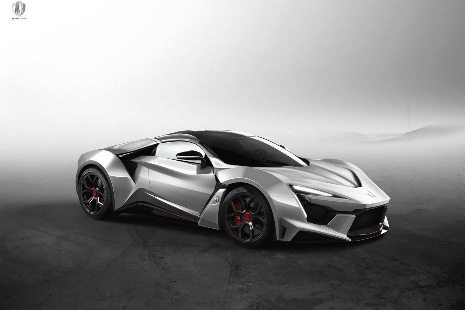 New Fenyr Supersport Revealed At Dubai Delivers Over 900hp 248mph Carscoops Lykan Hypersport Supersport Super Sport Cars