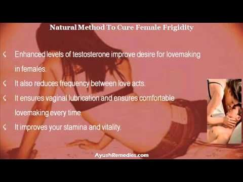 This video describes about the most reliable and safe natural method to cure female frigidity. You can find more detail about Kamni capsules at http://www.ayushremedies.com