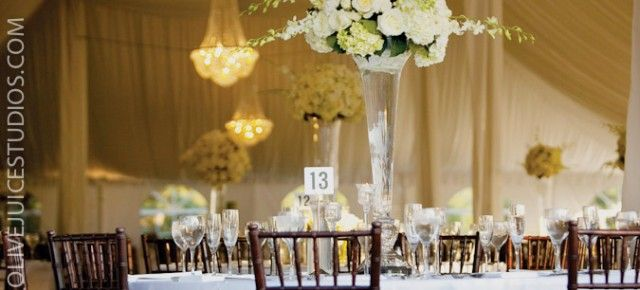 "Tented Weddings: Canvas Creations from ""Easel"" to Aisle"