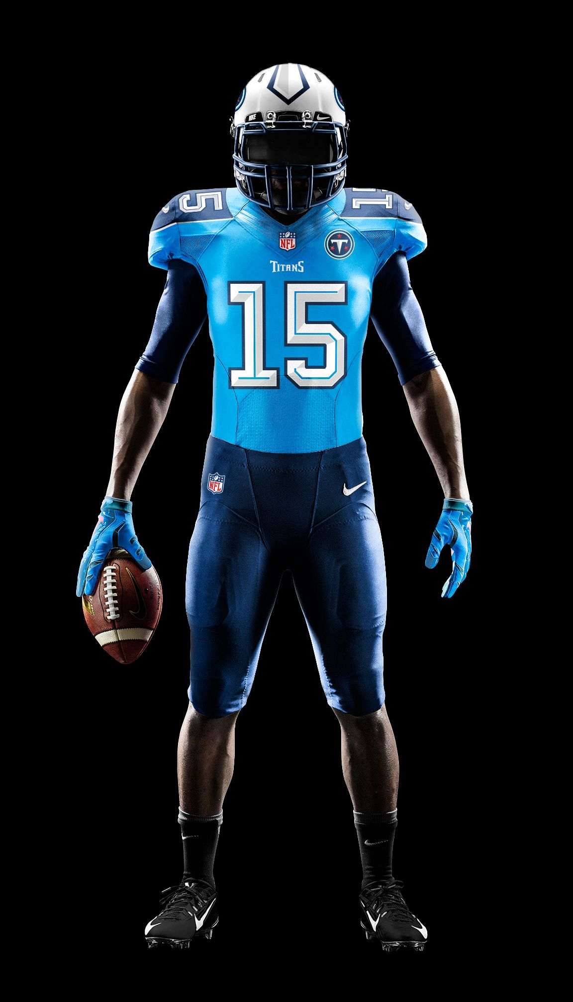 Tennessee Titans Uniform Concept Tennessee Titans Nfl Outfits Titans