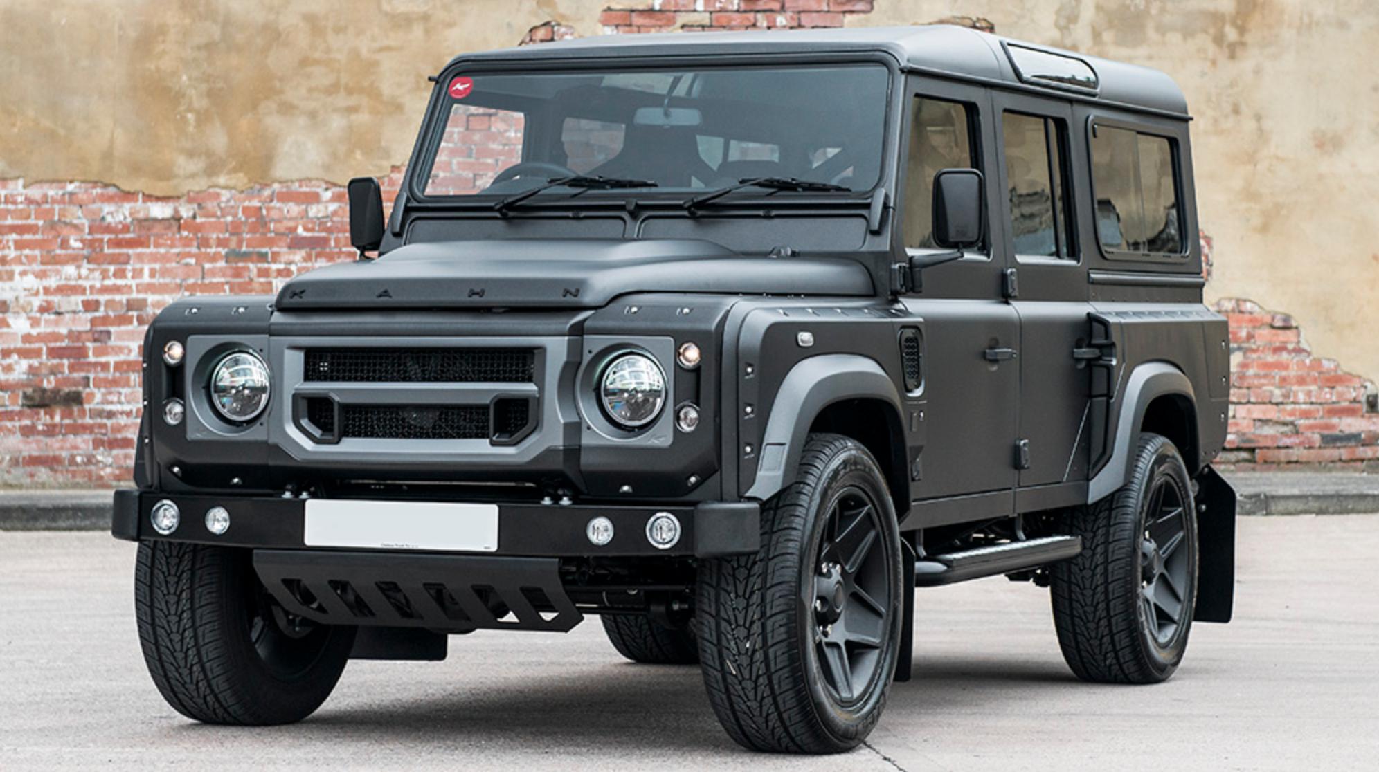 Land Rover Defender Fury Road Edition Defender110csw