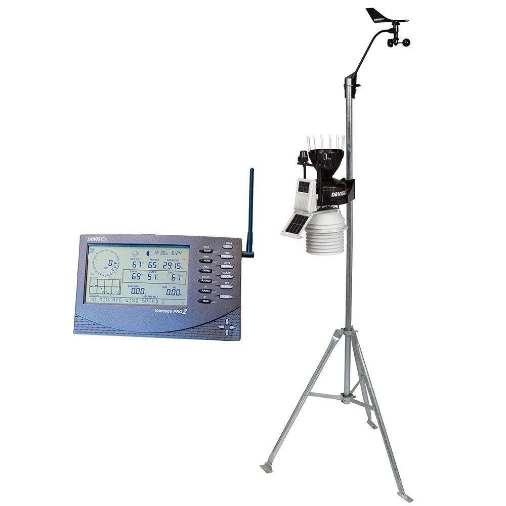Weather Station Davis Vantage Pro2 Wireless 24Hour Fan