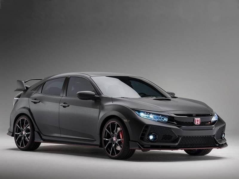Honda Configurator And Price List For The New Civic Type R Honda Civic Type R Honda Civic Black Honda Civic