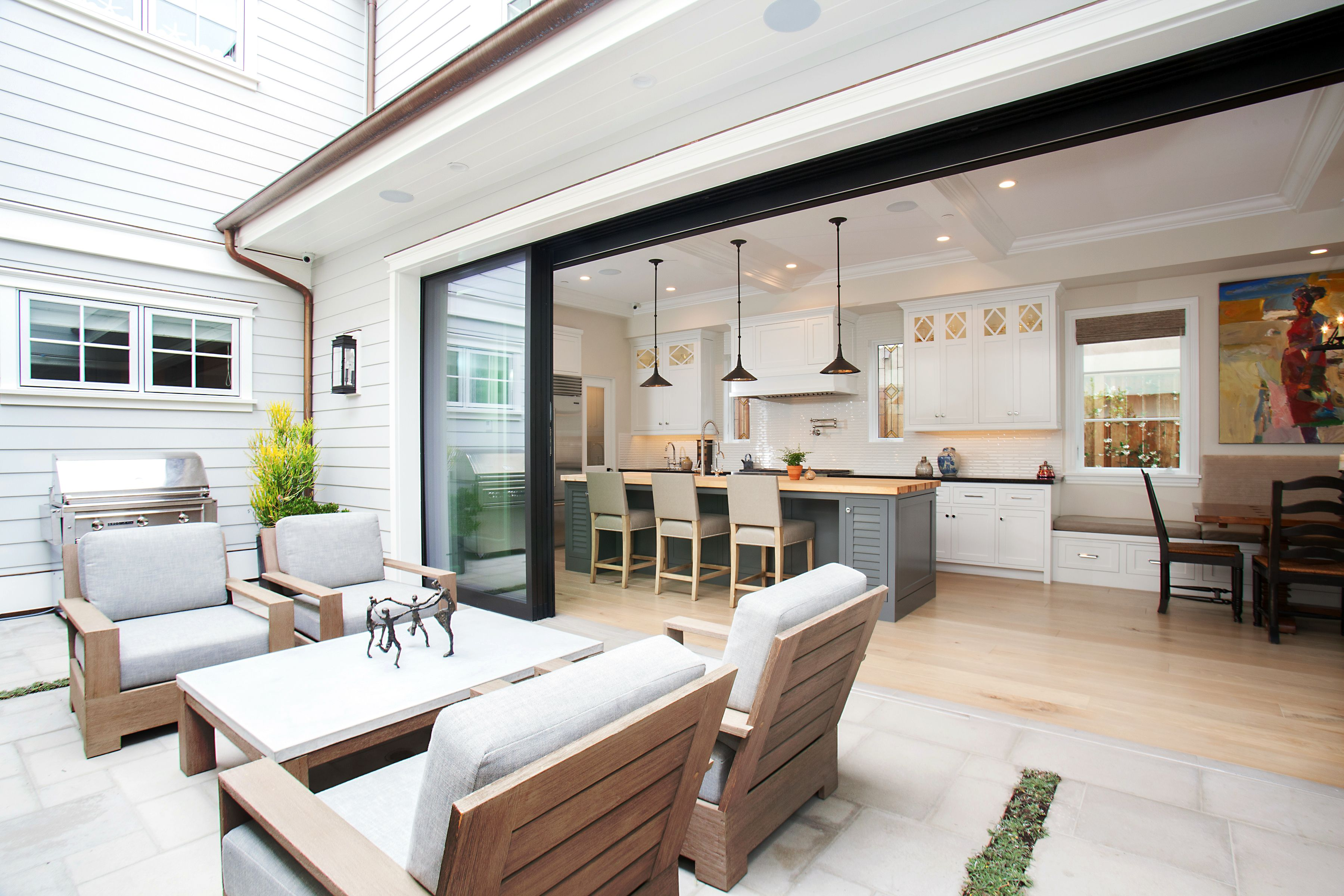 The Sliding Glass Doors Made By Western Windows And Doors Bring The