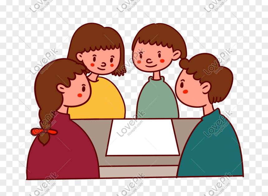 Baru 30 Gambar Kartun Siswa Sedang Belajar Kelompok Ujian Persiapan Belajar Siswa Vektor Kartun Digambar Tangan Download Bekas Kartun Gambar Kartun Gambar