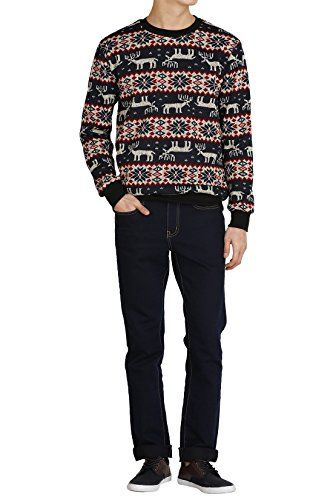 Hipsteration Mens Pullover Patterned Knitted Sweater Navy, M Hipsteration http://www.amazon.com/dp/B01B4XQWRQ/ref=cm_sw_r_pi_dp_g.nQwb0HE42NT
