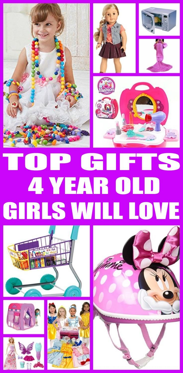 Kids Would Love A Gift From This Ultimate Guide Find The Best Toys And Non Toy Gifts Perfect For 4 Year Old Girl Birthdays