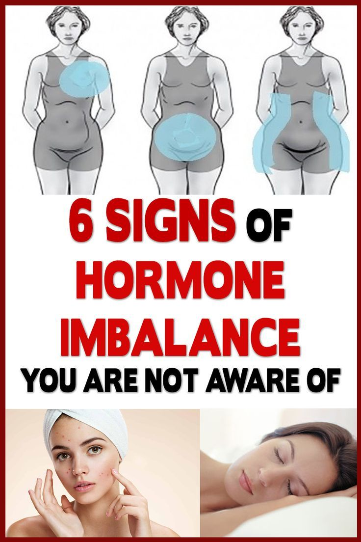 6 Signs of Hormone Imbalance You Are Not Aware Of