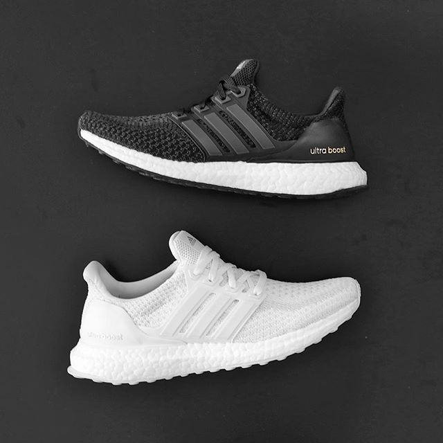 3e89d59b91a ... low price the black and white adidas ultraboost w is now available the ultra  boost is