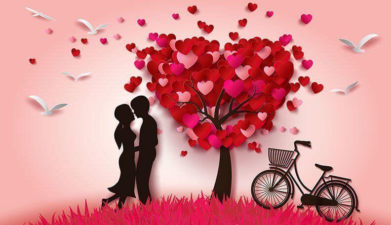 Gambar Romantis Cinta Gambar Cinta Gambar Romantis Romantis