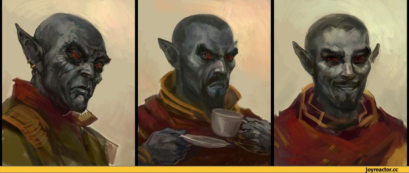 TES art,The Elder Scrolls,фэндомы,Skyrim,Morrowind,Нелот,TES Персонажи,Dragonborn DLC