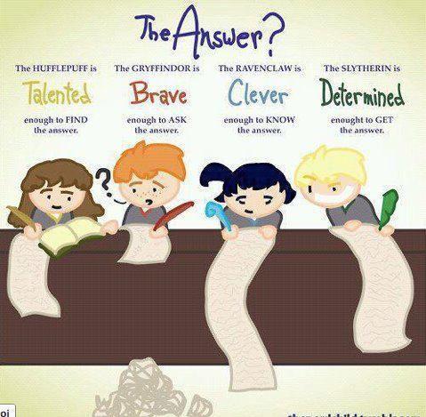 Hahahahahaha Xd Harry Potter Houses Harry Potter Universal Harry Potter Obsession