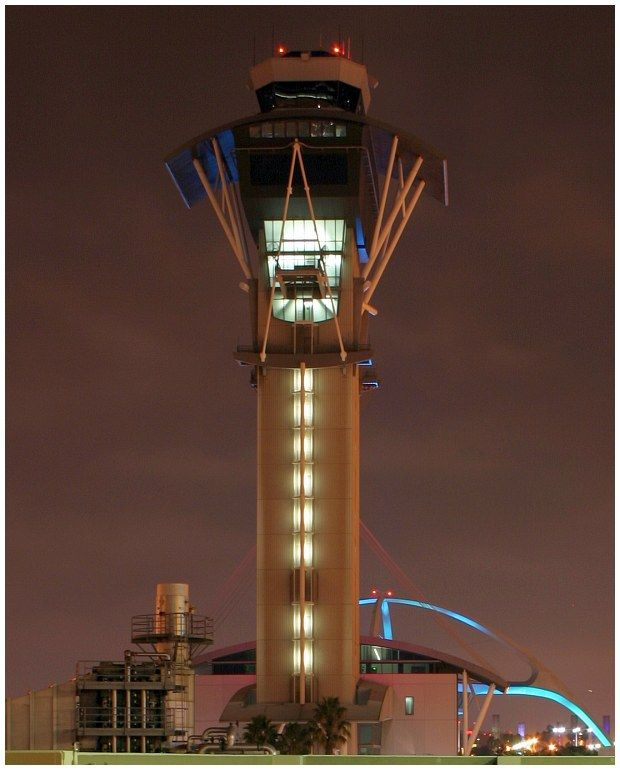 Interior of Air Traffic Control Tower | Control Towers | Pinterest ...