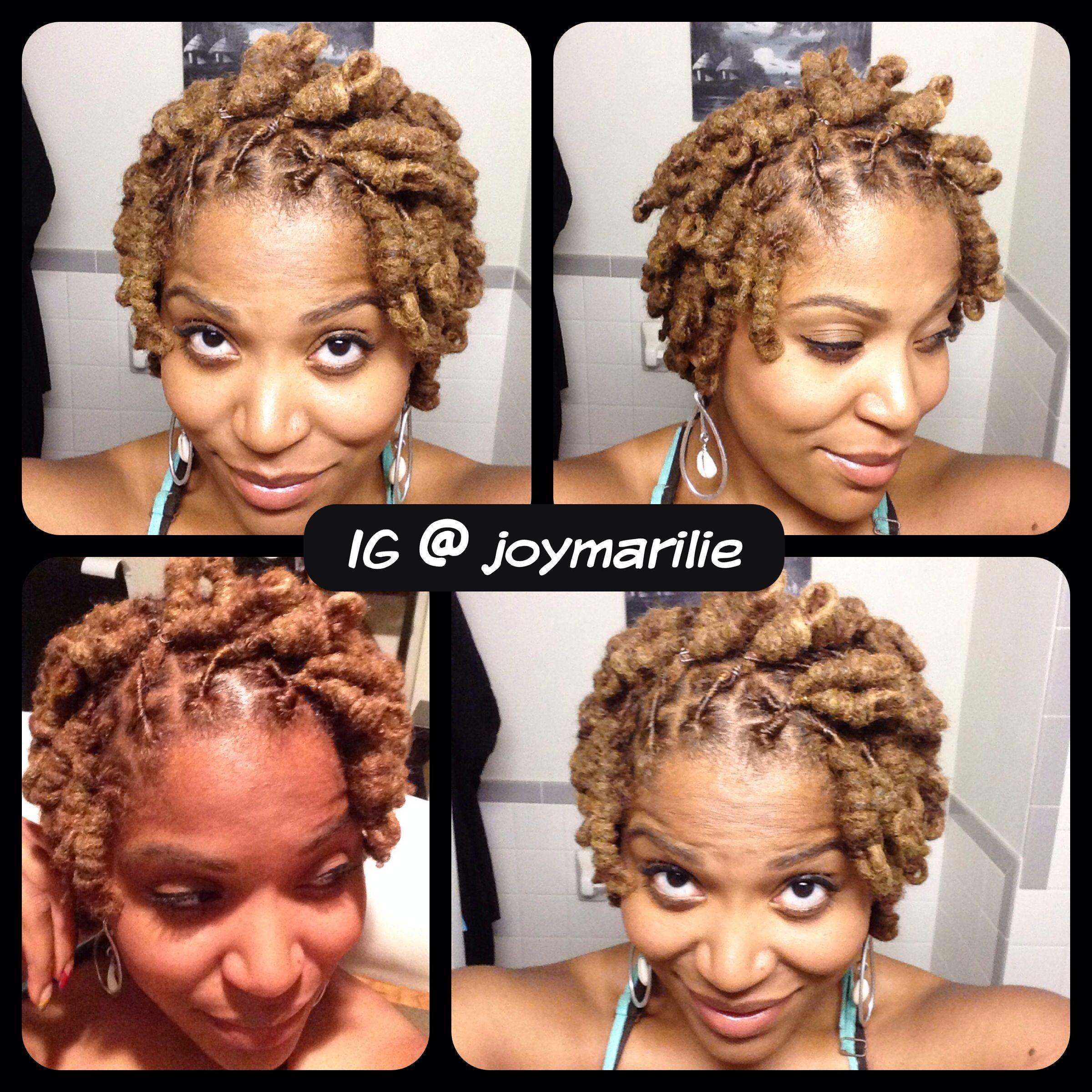 Loc Knots Locs Hairstyles Dreadlock Styles Natural Hair Styles
