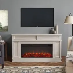 Freestanding Electric Fireplaces Mantel Packages Bbqguys