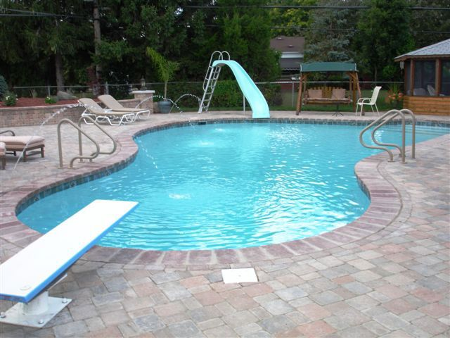 In Ground Swimming Pool Designer | Custom Pool Designs | All ...