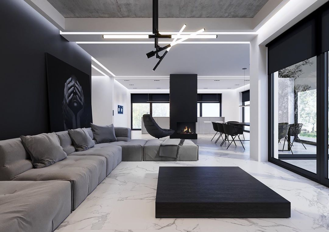 """Photo Noir Et Blanc Design nakita johnson on instagram: """"noir et blanc ??"""" in 2020"""