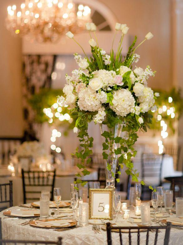 Excelentes Arreglos para mesa de bodaSorprendentes Bodas