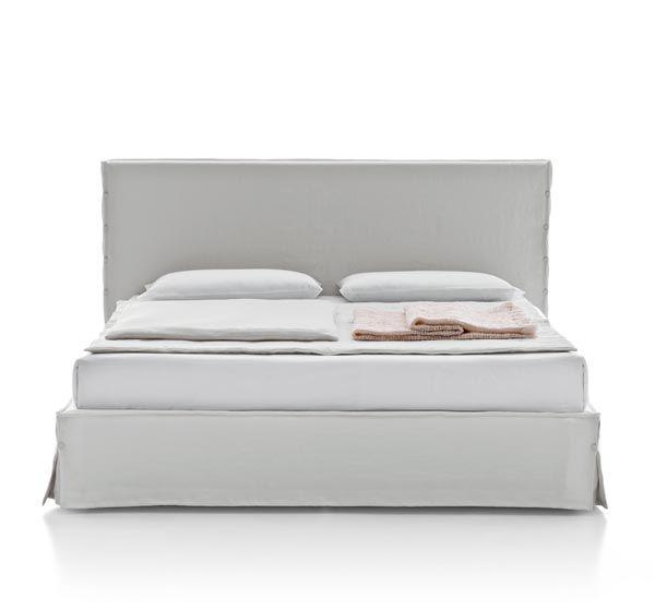 Letti matrimoniali: Letto Versilia da Cinova | bedroom | Pinterest ...