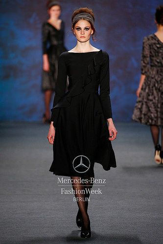 Lena Hoschek AW 2016 Mercedes-Benz Fashion Week Berlin - Focus On Fashion -