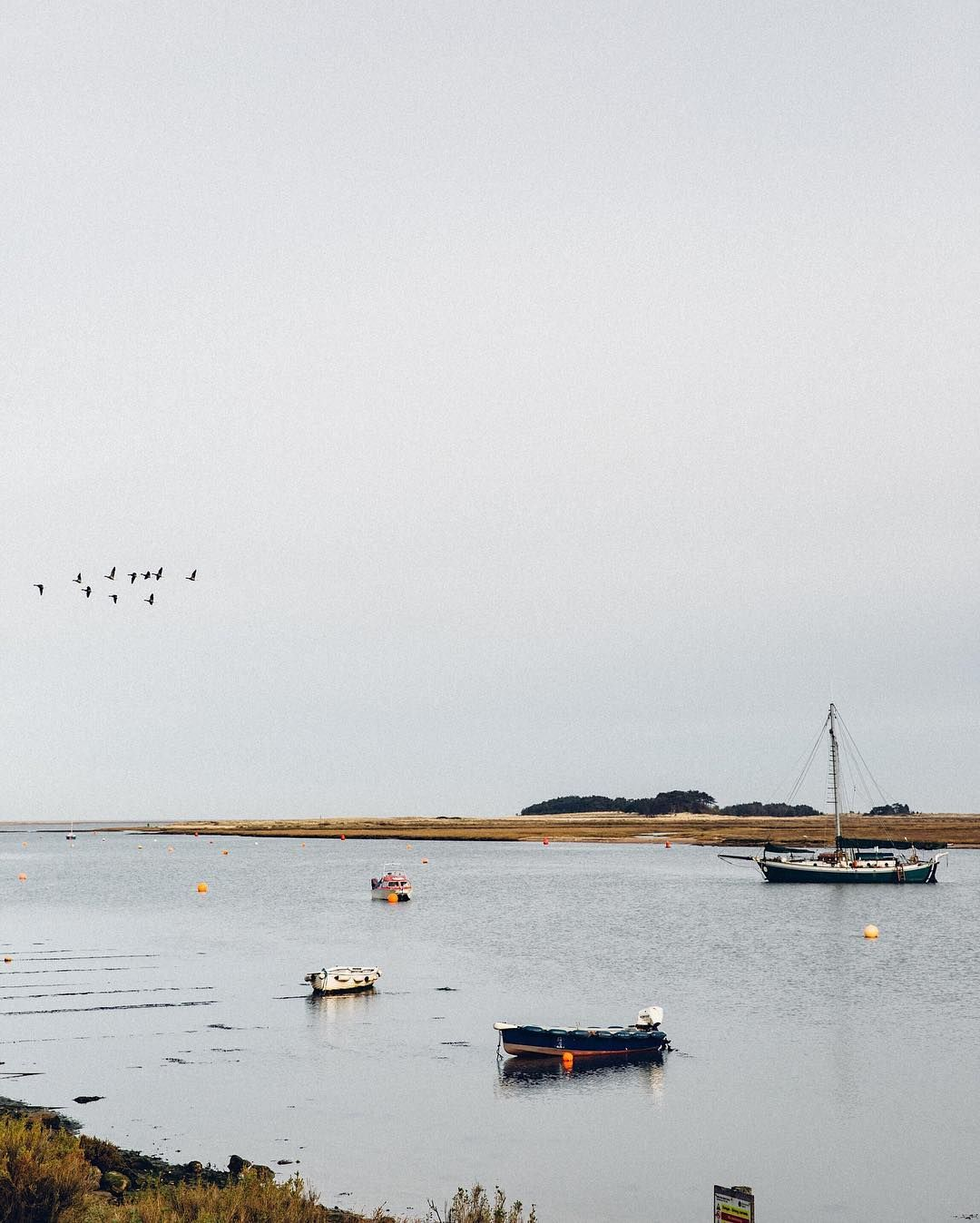 There is a breathtaking stillness and simplicity surrounding the Norfolk coast that brings such a sense of calm.