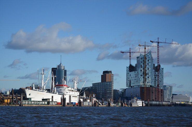 Hamburg 1 Hamburg Hafen Deutschland