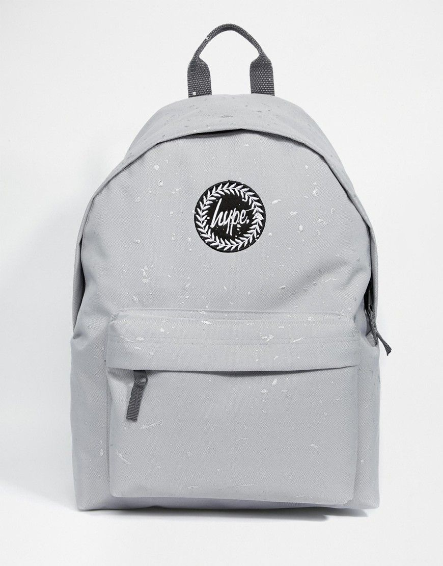fb010d84cb8a Hype+Speckled+Backpack+in+Grey