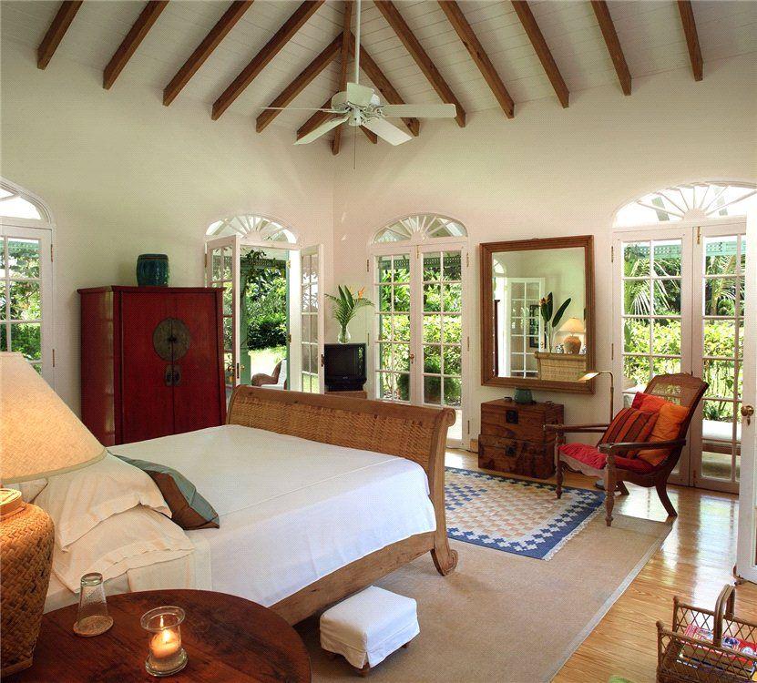 Caribbean Home Decor: Jewel Of The Caribbean: Fustic House