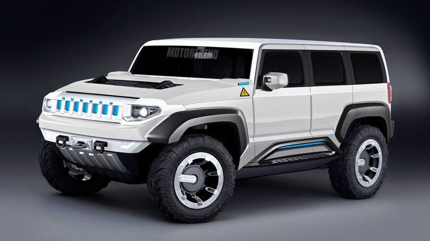 2023 Gmc Hummer Ev Suv What We Know About It Ev Truck Hummer New Hummer