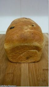 kitchen flavours: Brown Sugar-Raisin Bread : Bake-Along