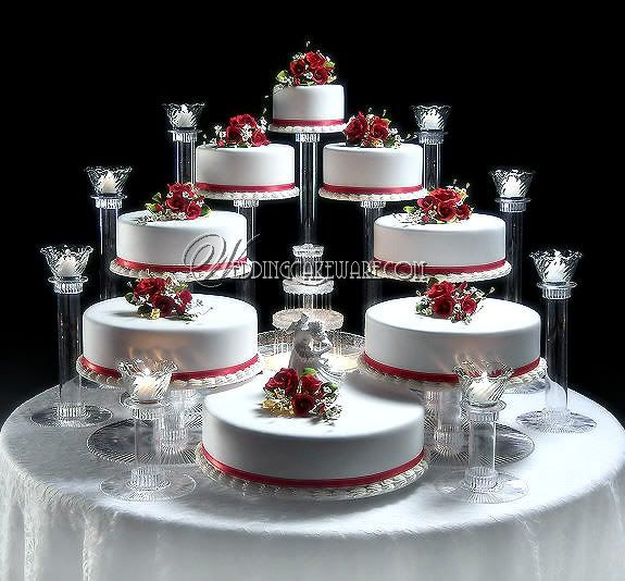 8 tier wedding cake design 8 tier cascading wedding cake stand stands 8 tier candle 10519
