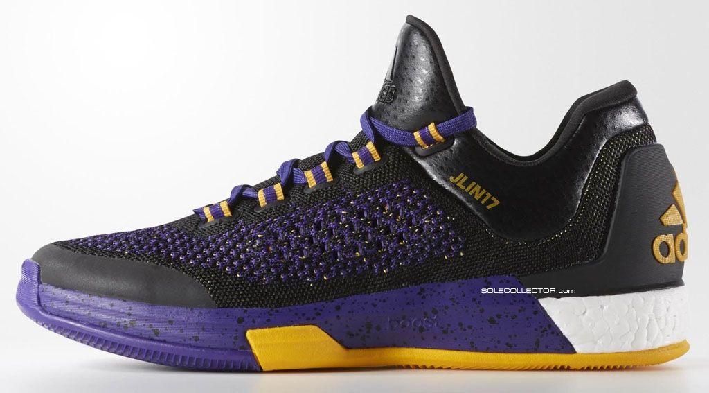 Jeremy Lin's adidas Crazylight Boost 2015 PE