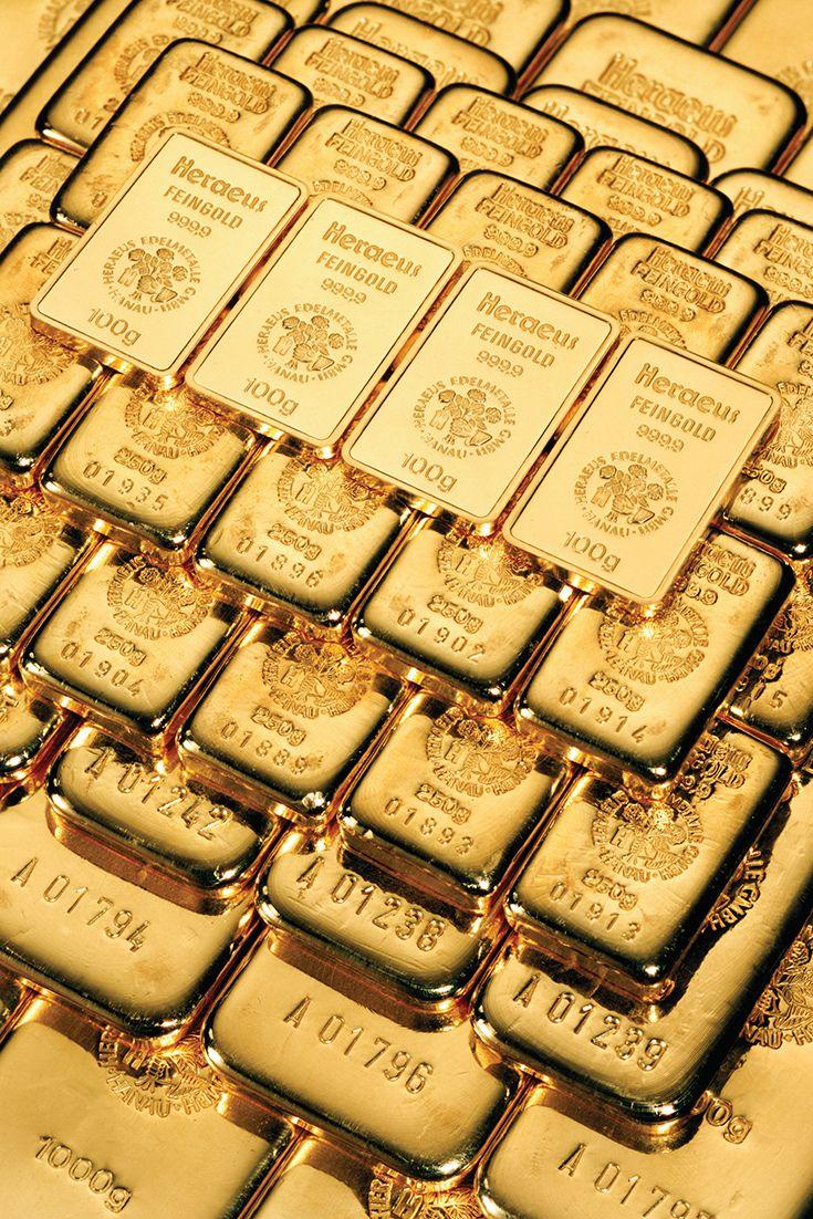 Goldbarren Von Heraeus Gunstig Kaufen Auf Goldsilbershop De Goldbarren Gold Unze Gold