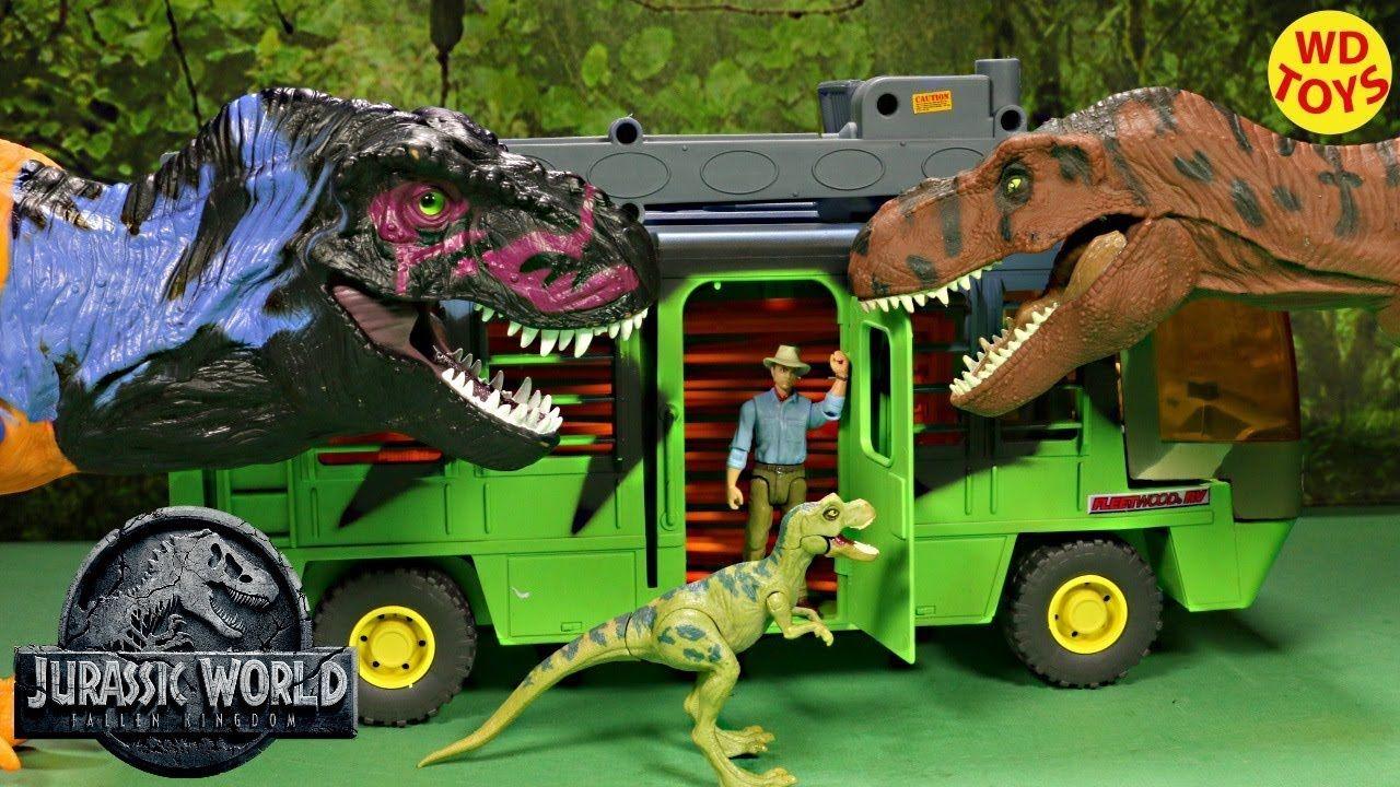Mattel Jurassic World Legacy Collection Tyrannosaurus Rex