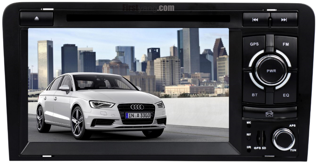 Firstyangcom Brand Android Double Din Navi For Audi A3a4a4la5a6