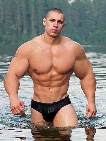 Bodybuilder 133 by Stonepiler on DeviantArt | Monster
