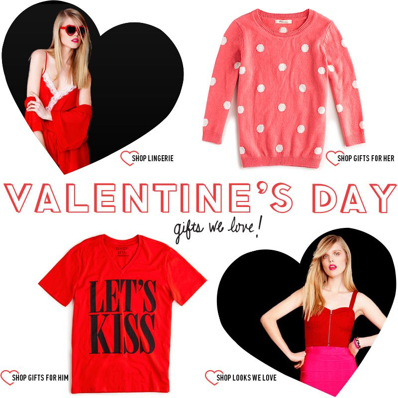 check out the forever21 valentine's day gift shop! gifts for her, Ideas