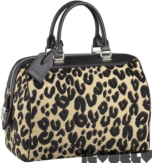 Louis Vuitton 2013 stephen sprouse leopard