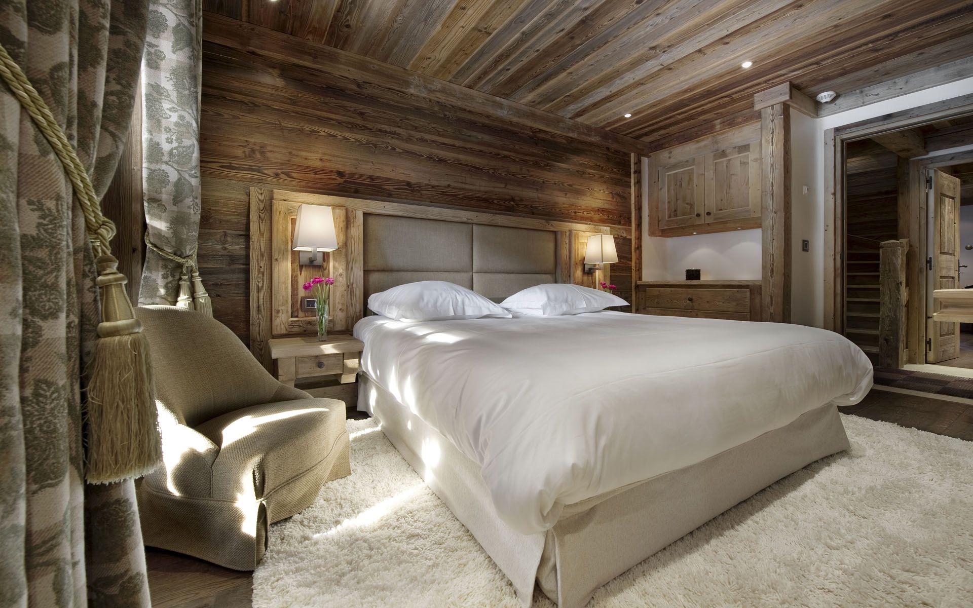 Luxury Ski Chalet Gentianes Courchevel 1850 France Photo